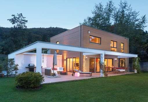 Klimaneutrales Bauen Holzhäuser tragen zum Klimaschutz