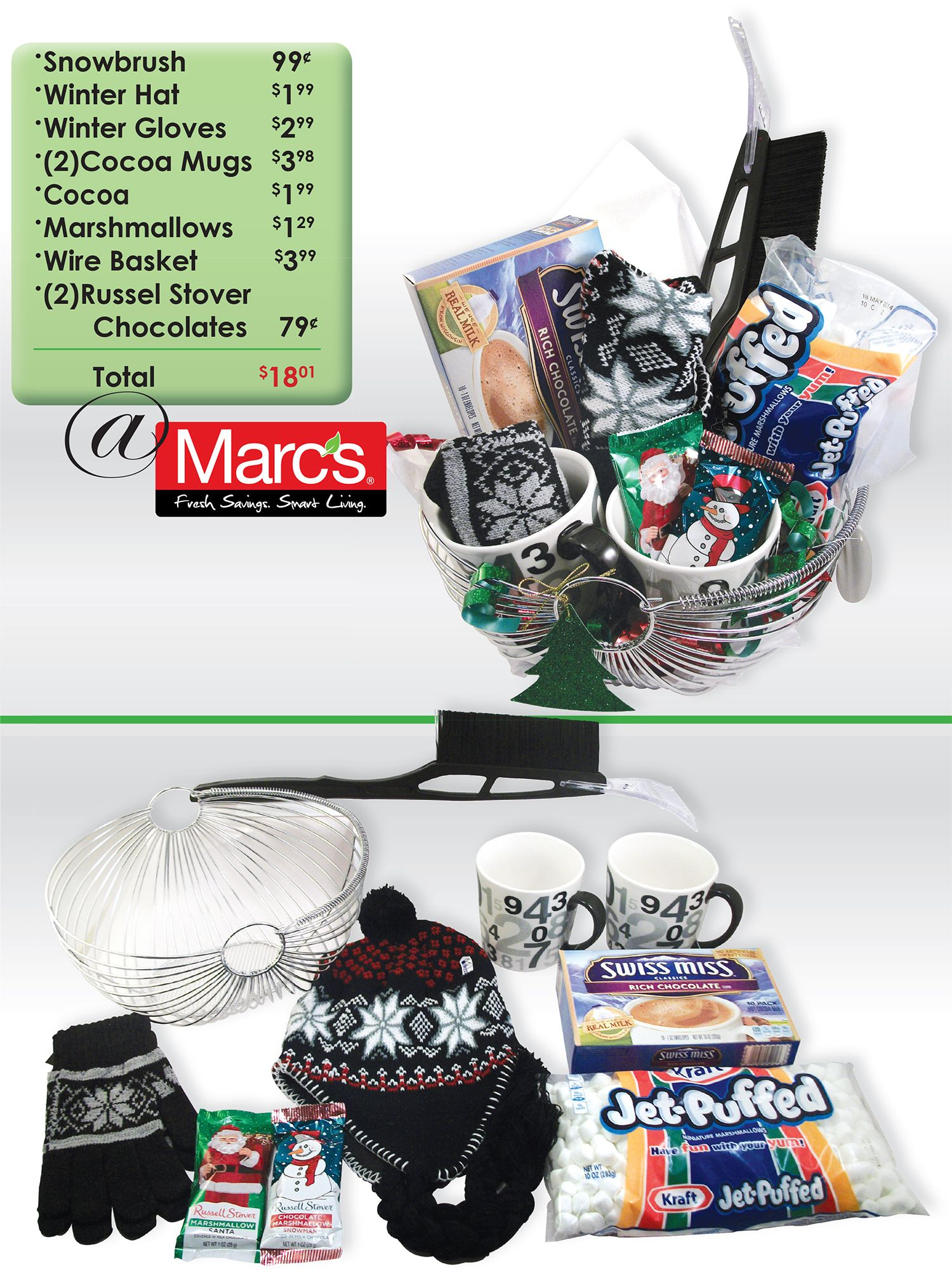 Check out some great gift ideas you can come up with for those on your list this year, showcasing their personal favorites & saving you money!