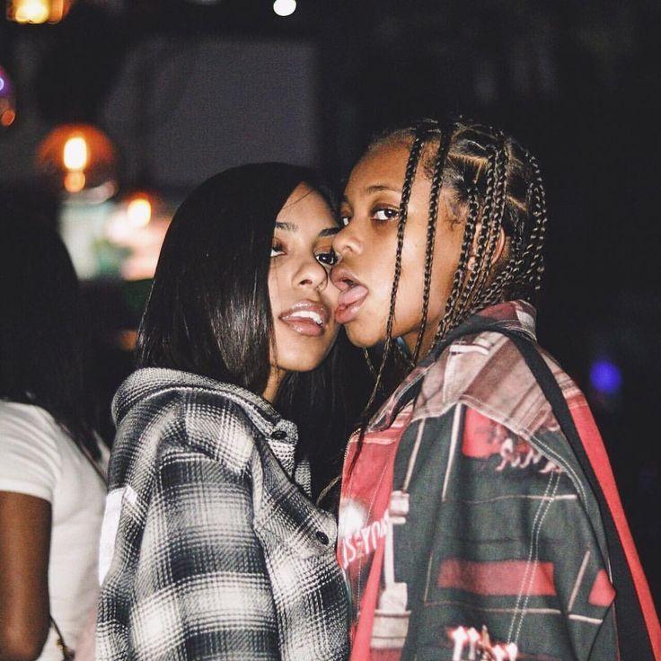Lesbisches Sm-Paar
