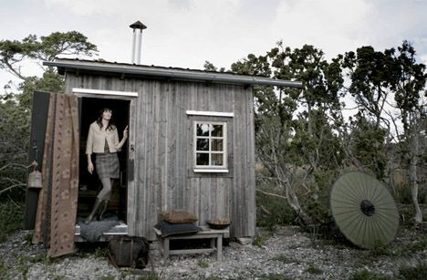 There Was A Time When 'Rustic Cabin' Meant 'Cheap Vacation' – But