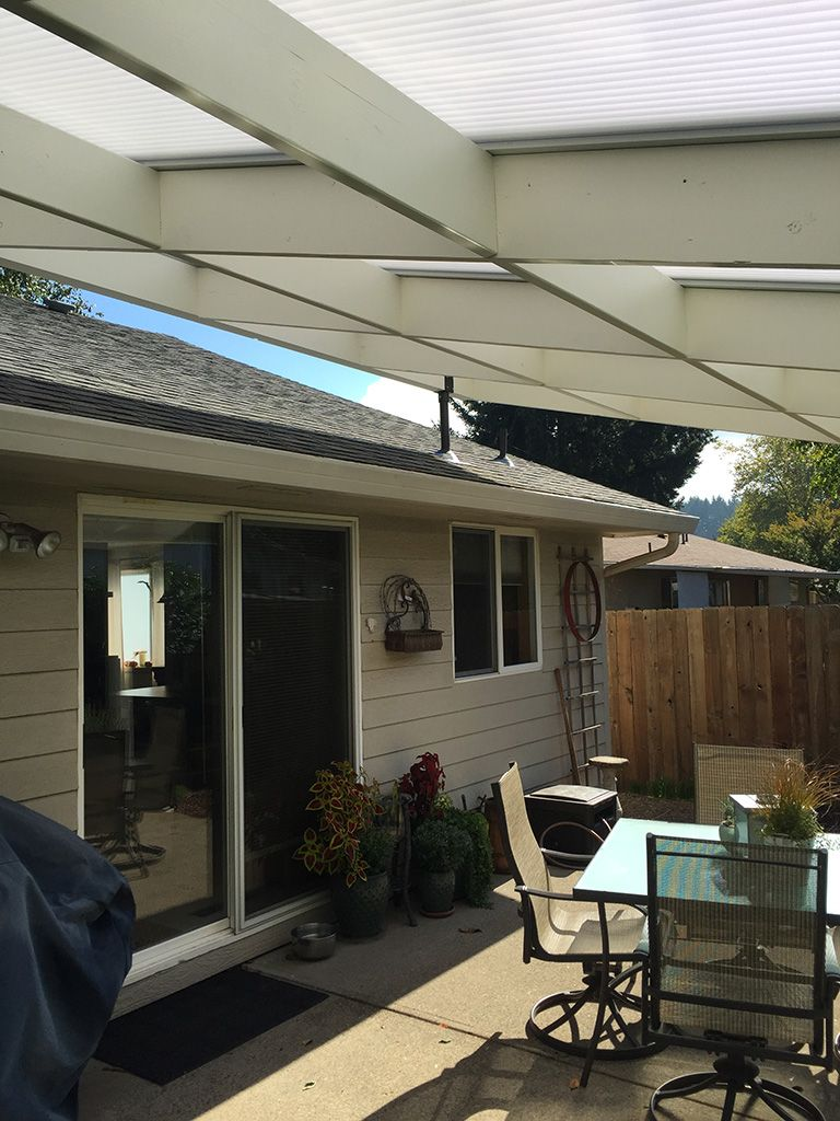 Gallery SkyLift Roof Riser Hardware Budget patio