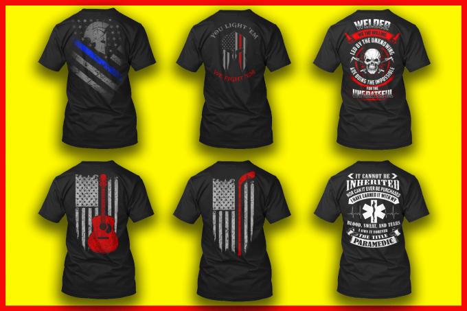 8af7eacda create a professional T Shirt design | tees | Shirt designs, Design ...