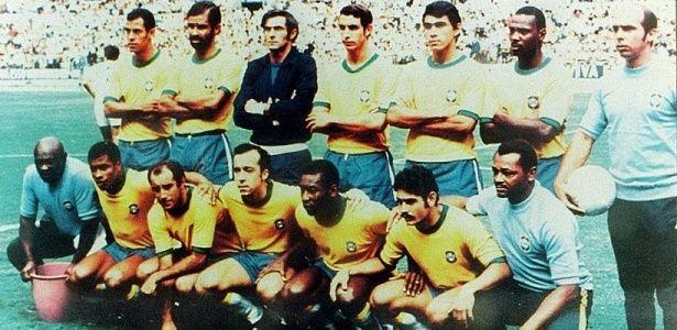 A seleção brasileira de Zagallo, Tostão, Gérson, Rivelino, Pelé e muitos outros, não deu chance aos adversários atingindo seis vitórias em ...