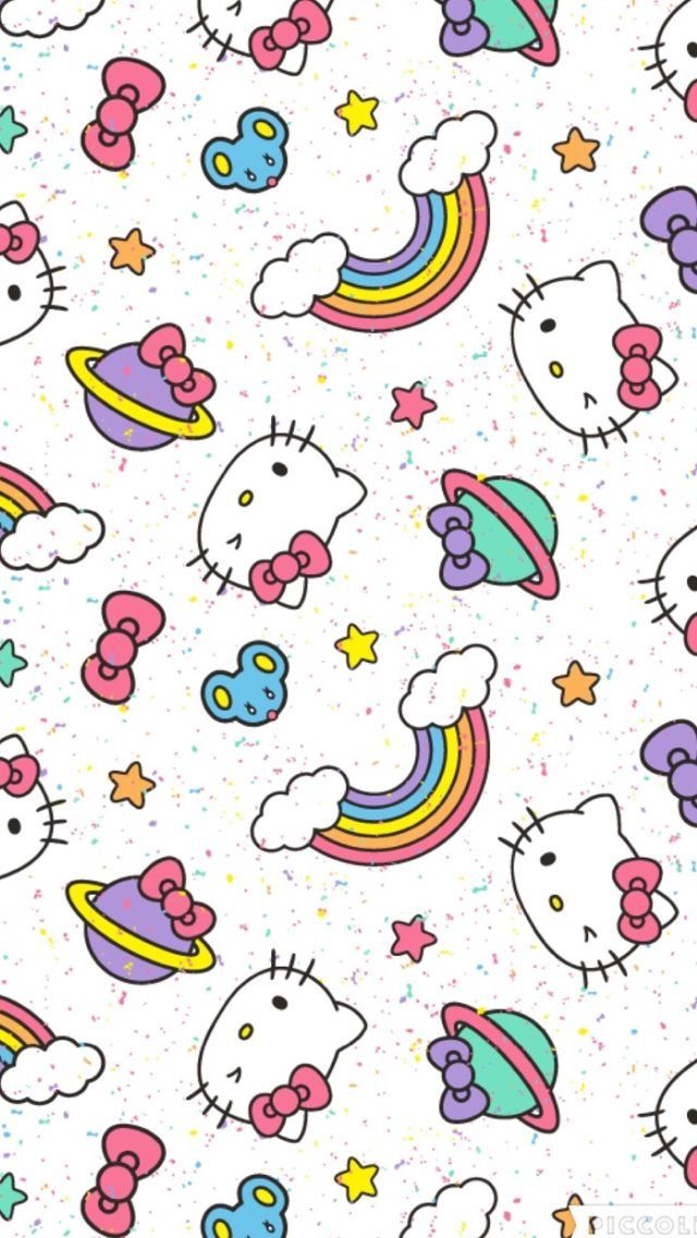 Pin by Faviola Lopez on Hello kitty Wallpapers | Pinterest | Hello ...