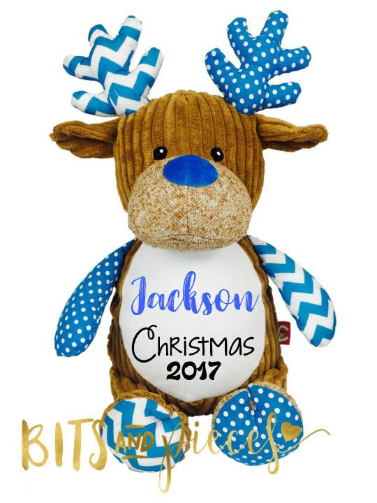 Cubbies personalized merry christmas stuffed animal personalized cubbies personalized merry christmas stuffed animal personalized baby gift newborn gift baby shower negle Image collections