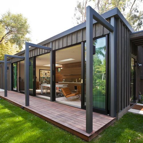 Genial Shipping Container Home Design Ideas, Pictures, Remodel And Decor