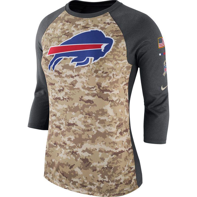 buffalo bills camo shirt