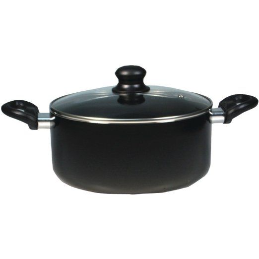 Simplicity Saucepan with Lid, 5.3-Quart