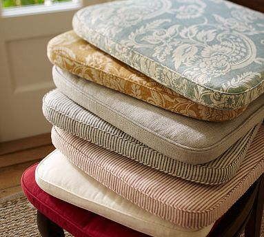 Exceptionnel PB Classic Chair Cushion   Add To Current Kitchen/dining Chairs #potterybarn
