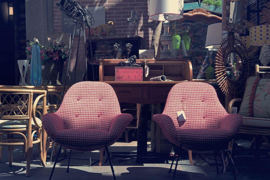 Barrio de las Letras - Decoracción #Madrid #Design #Spain #Inspiration #Decoracción #Decoration #Chairs