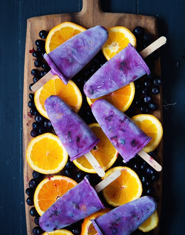 21 Homemade Popsicle Recipes for Hot Summer Days via Brit   Co