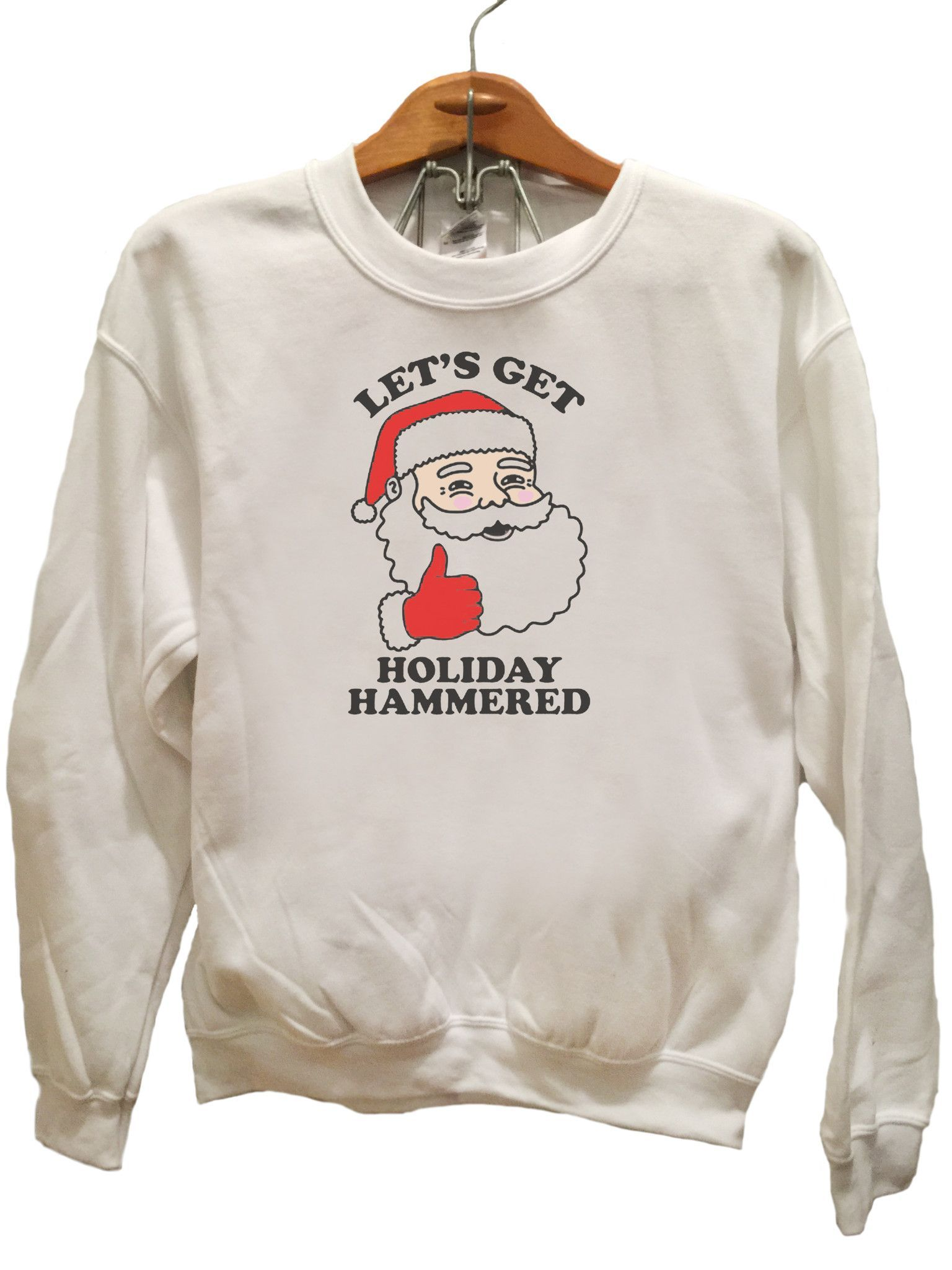 70f312ac Let's Get Holiday Hammered Harry Potter Shirts, The Marauders, Animal  Design, Crew Neck