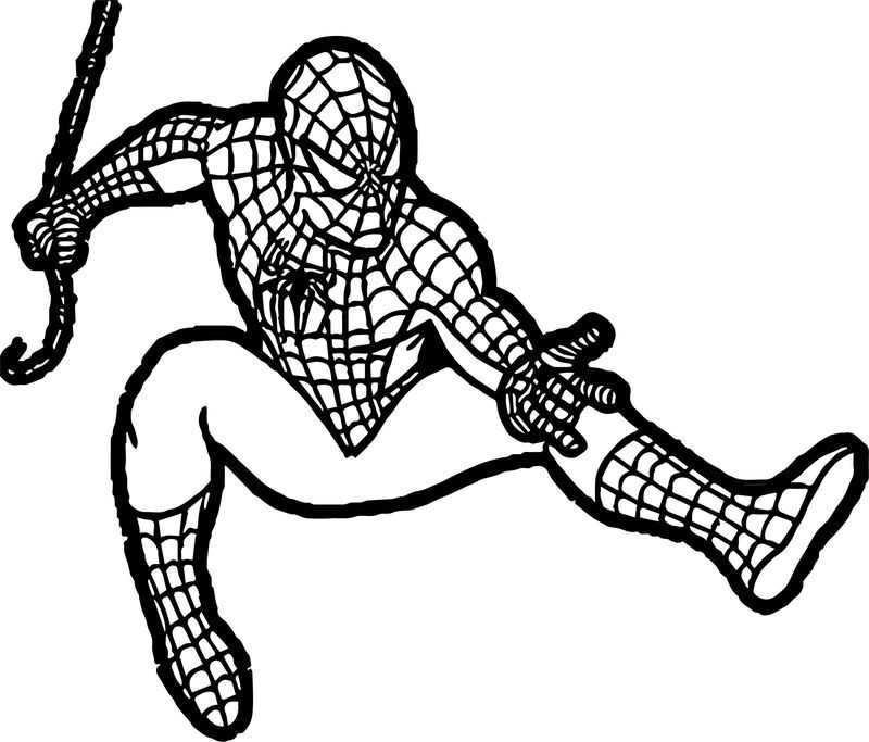 Baby Spiderman Spideys Web Teaches About Tensile Strength Spider Man Coloring Page Spiderman Coloring Horse Coloring Pages Baby Spiderman