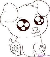 """Résultat de recherche d'images pour """"how to draw a dog"""" #cutepuppyeasytodraw #cutepuppyhowtodraw"""