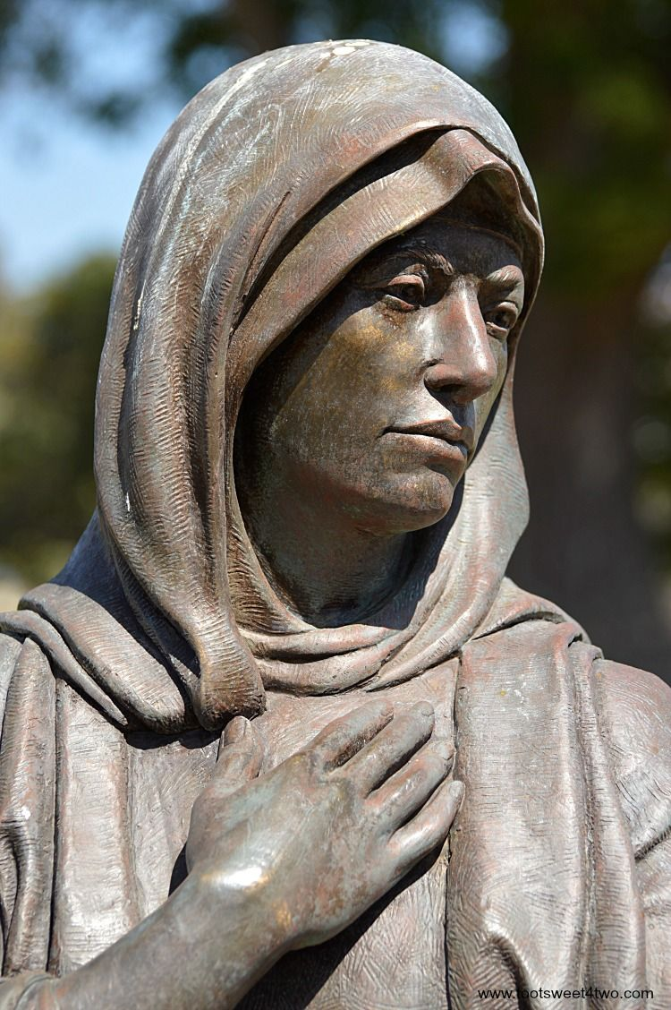 The Incredible Sculptures of Mission San Luis Rey San