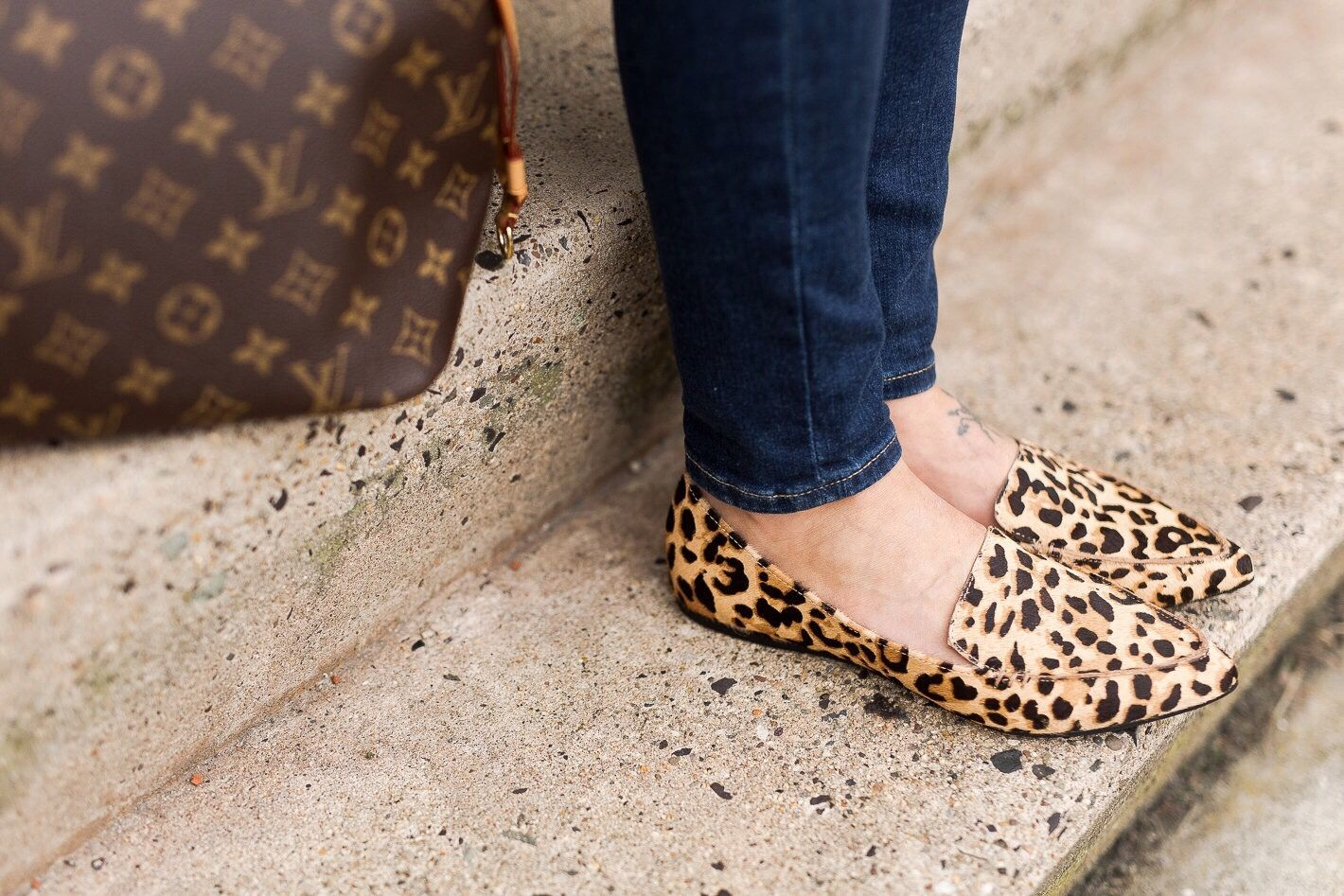 9d6e2cc2d75e Steve Madden Feather in Leopard / Best leopard loafers (click for sizing  info)