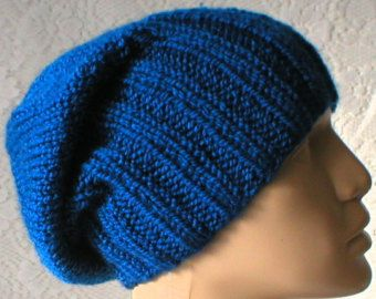 c7221282304 Royal blue watch cap
