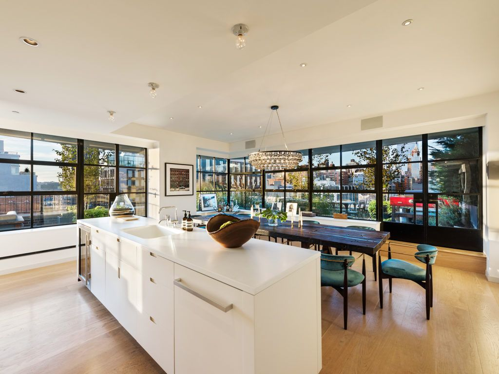 The Art of Selling Homes That Don't Yet Exist | 456 West 19th St. | Credit: Courtesy of Douglas Elliman | From Wired.com