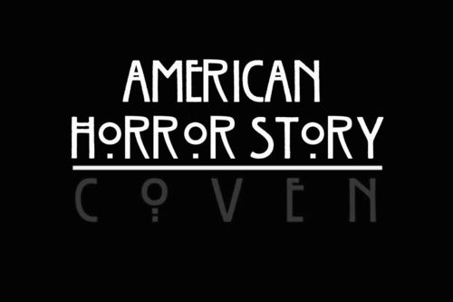 American Horror Story Subtitle Revealed Get Ready For Ahs Coven