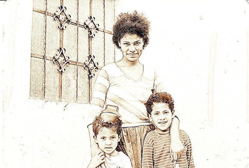 """María Elena Moyano fue asesinada el 15 de febrero de 1992. Conocida como """"madre coraje"""", esta dirigente popular es una verdadera mártir de la solidaridad"""