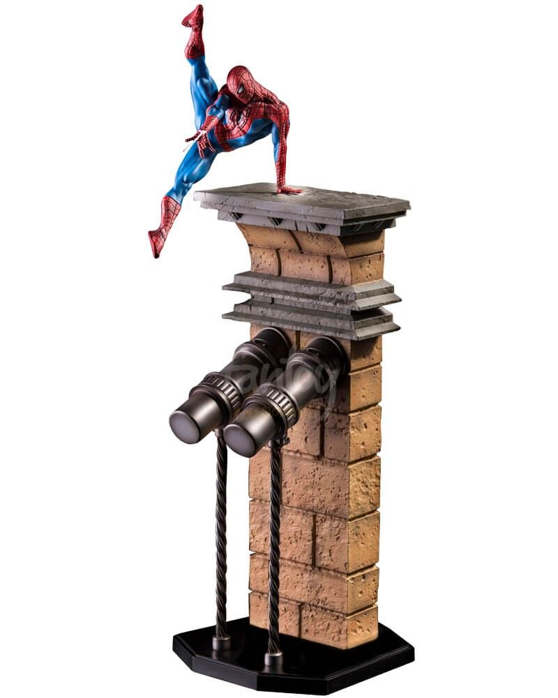 Spider-Man 1/10 BDS - Marvel Comics - Iron Studios