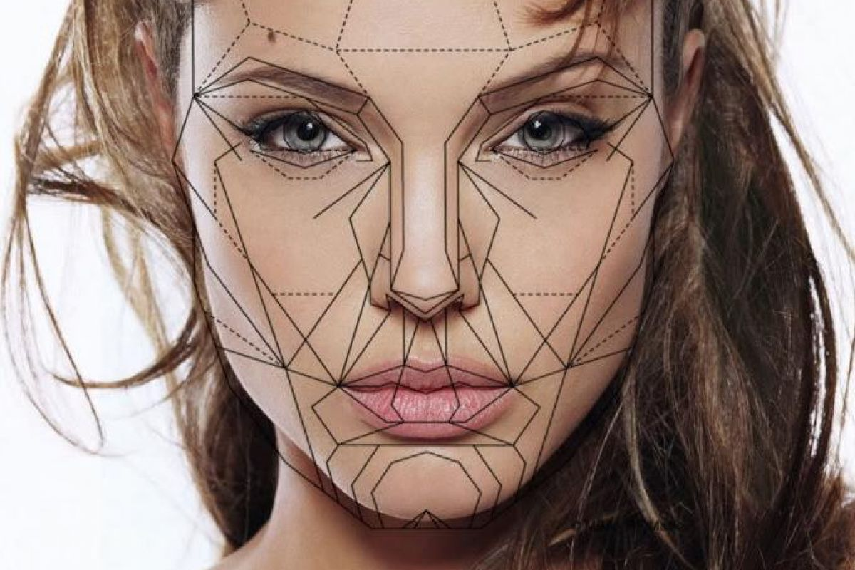 Photo upload face golden ratio calculator
