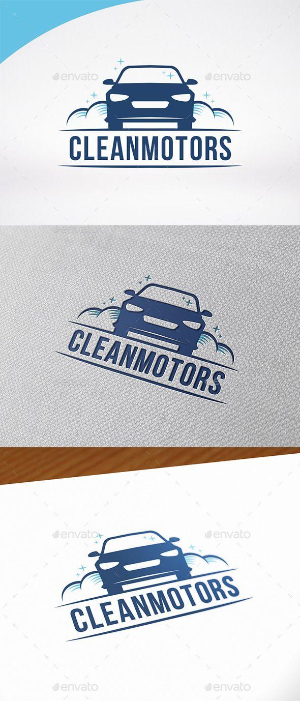 Pin By Car Detailing A To Z On Car Detailing Logo Templates Logos