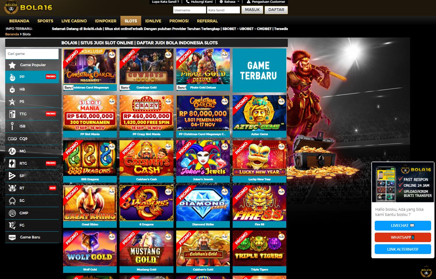 Agen Slot Terbaik Dan Terpercaya In 2020 Live Casino Bandar Slot