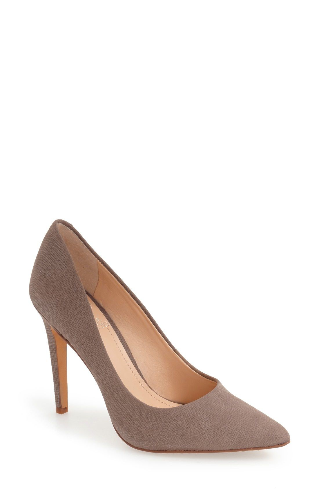 Vince Camuto Wedding Shoes | Vince Camuto Kain Pump Available At Nordstrom Wedding