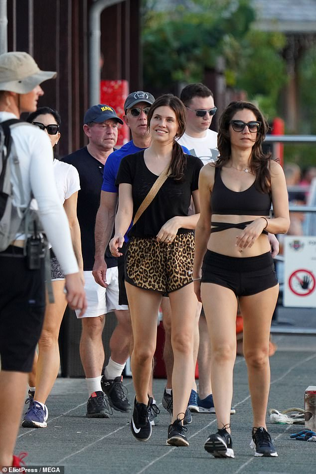 Jeff Bezos' girlfriend Lauren Sanchez sports a huge