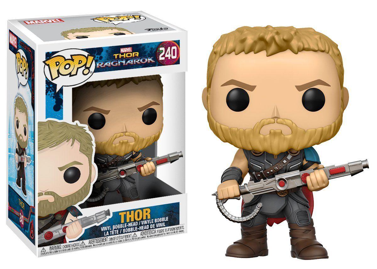 Funko Pop! Marvel Thor Ragnarok Thor #240 Gladiator Suit Vinyl Figure