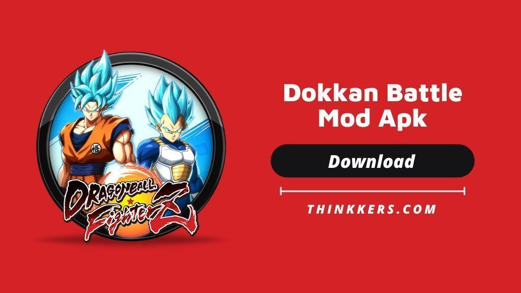 Dragon Ball Z Dokkan Battle Mod Apk 2020 Unlimited Dragon Stone Dragon Ball Z Dragon Ball Battle