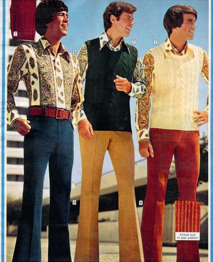 Corduroy Color Palette 70s Fashion Men 70s Fashion 70 S Fashion
