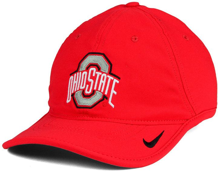 the latest 1fe5d d669e College basketball fans are always on the court with this Nike NCAA H86  Vapor cap. This Dri-FIT cap features a high crown, firmly-shaped bill and  the Ohio ...