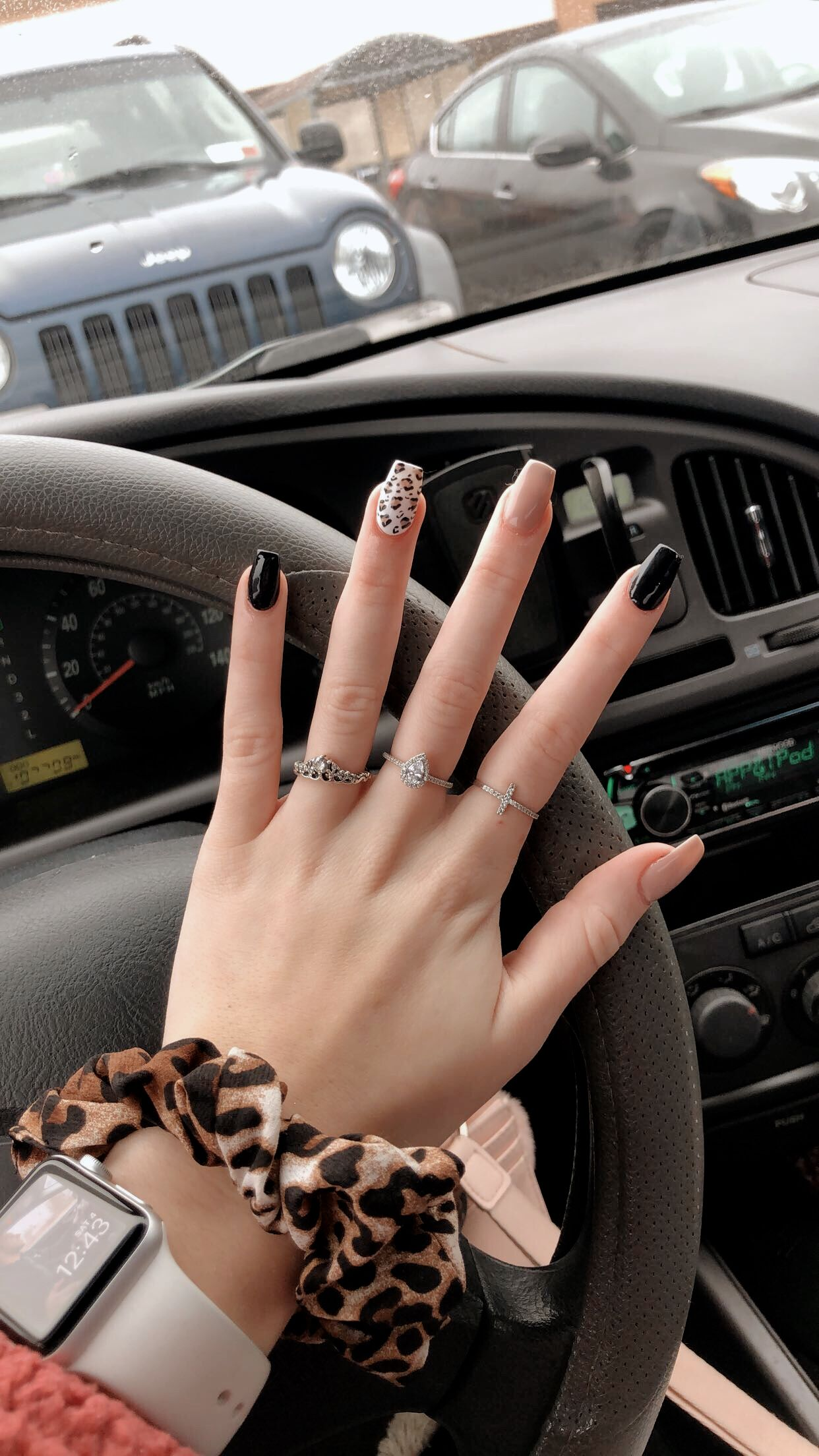 20 Great Ideas How To Make Acrylic Nails By Yourself 1 In 2020 Cheetah Print Nails Pink Nails Best Acrylic Nails