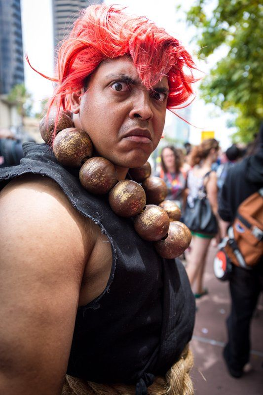 The Comic Con 2014 Cosplay Gallery 750 Photos Tested