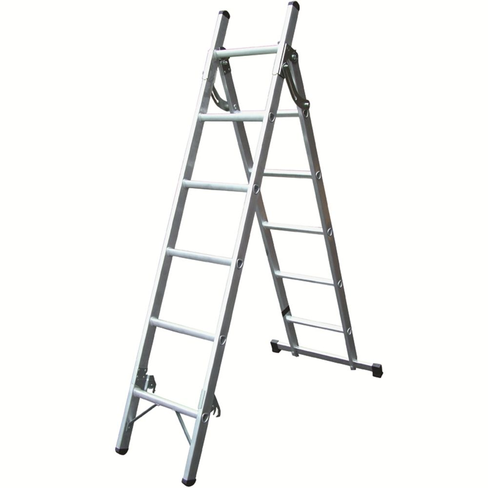 Storage Design Limited 3 Way Combination Ladder Combination Ladders Storage Design Ladder