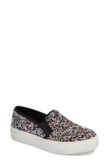 54ad6d41be8 STEVE MADDEN WOMEN S STEVE MADDEN GRACIOUS SLIP-ON SNEAKER.  stevemadden   shoes