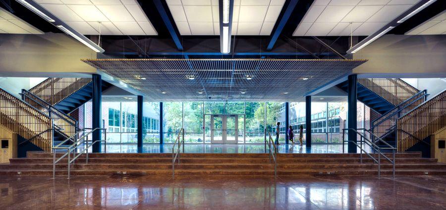 Vmdo Architects Portfolio K 12 Education Projects Manassas Park Elementary School And Pre K Innovative Architecture Manassas Park Architecture