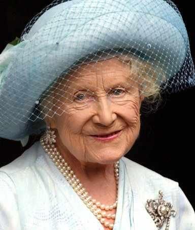 Queen Mum Queen Mother Queen Mum Lady Elizabeth