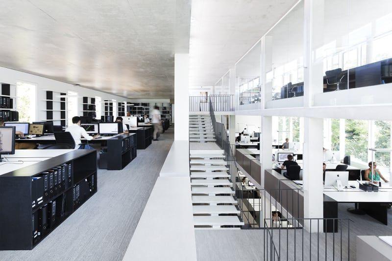 A+ARCHITECTURE, Lucat Marie-Caroline · Groupe A+ Headquarters