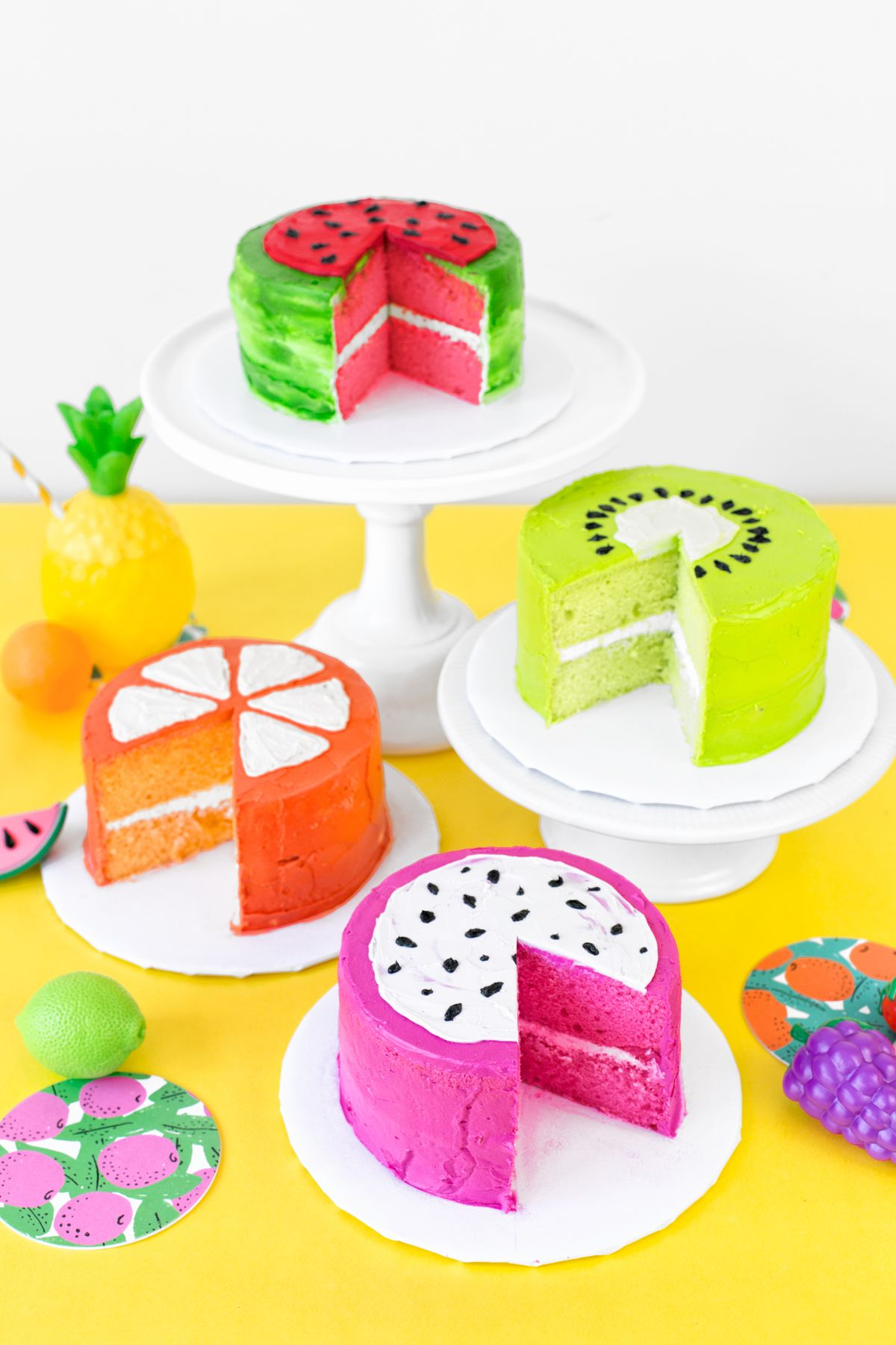 Fruit Slice Cakes                                                                                                                                                                                 More