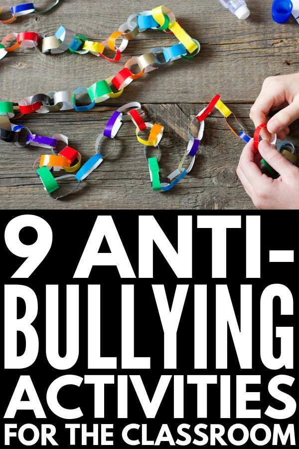 22 Tips and Anti-Bullying Activities to Teach Kids Kindness