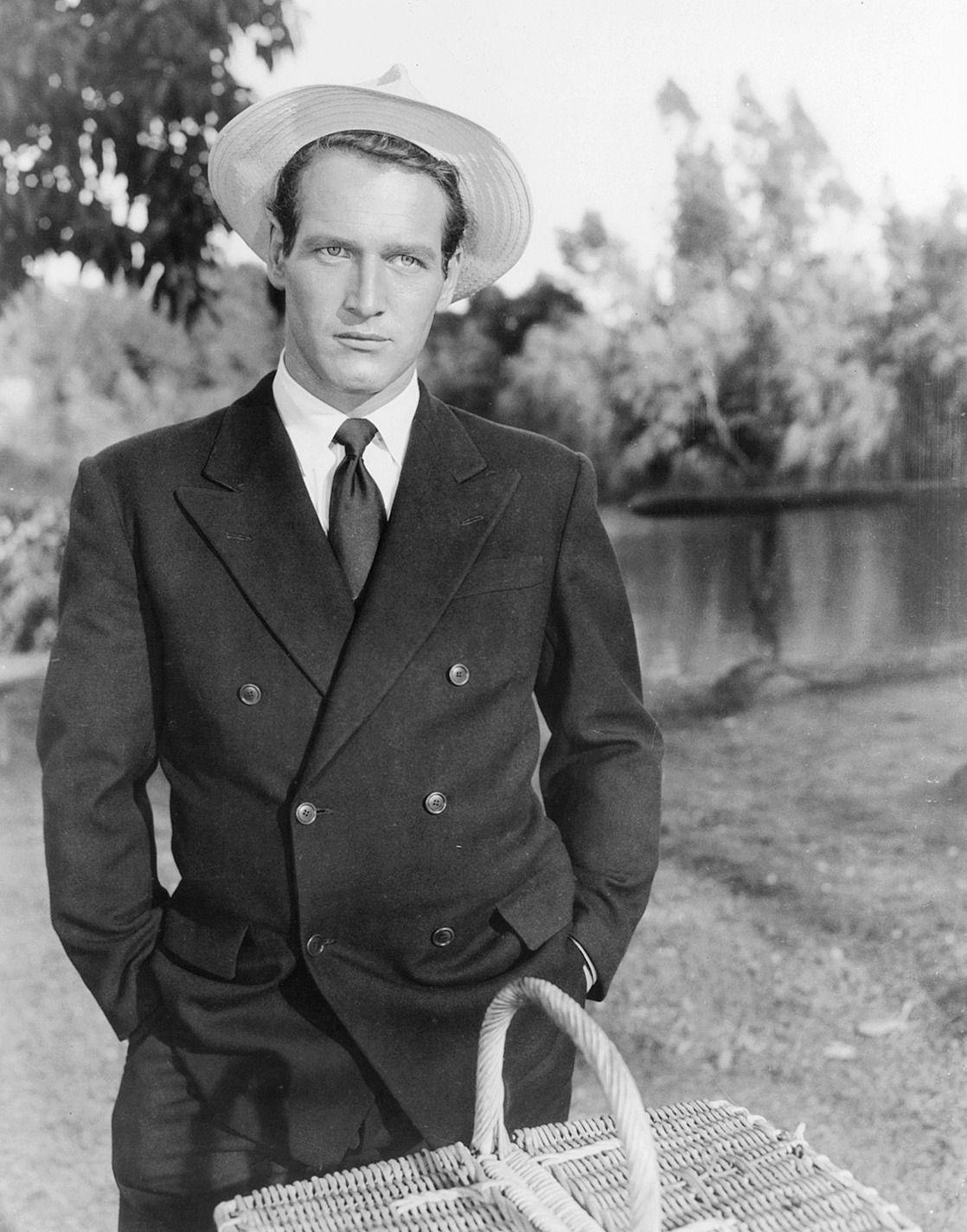 """68bf0e10 wehadfacesthen: """"Paul Newman in The Long, Hot Summer (Martin Ritt, 1958) """""""
