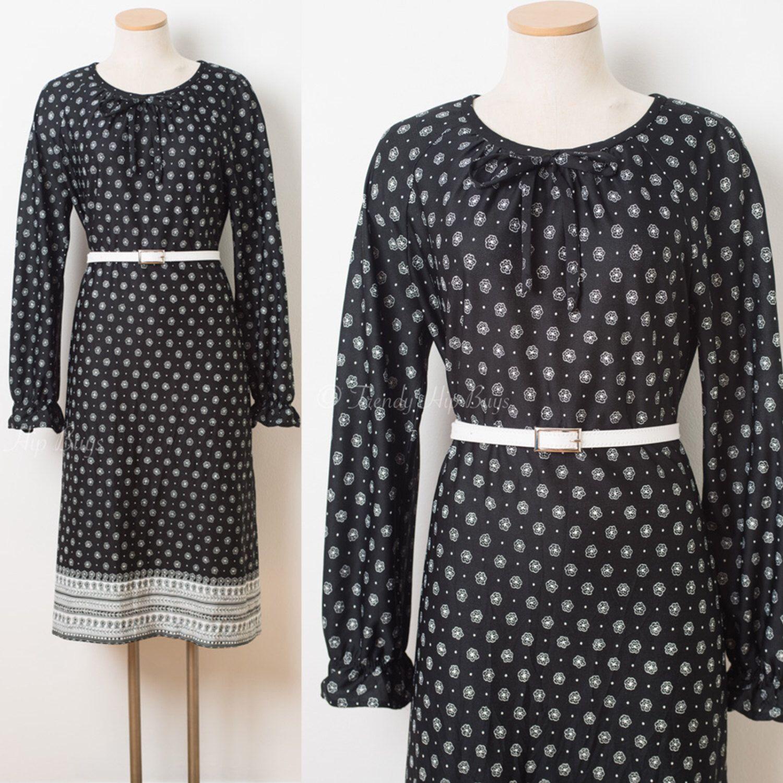 Vintage s dress vintage black dress s black dress mad men