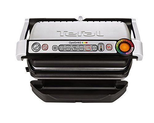 Tefal Gc712d12 Optigrill Plus Plus Modell Mit Zusatzlich Https Www Amazon De Dp B01ci29nhi Ref Cm Sw R Pi Kontaktgrill Kontaktgrill Rezepte Grill Kaufen