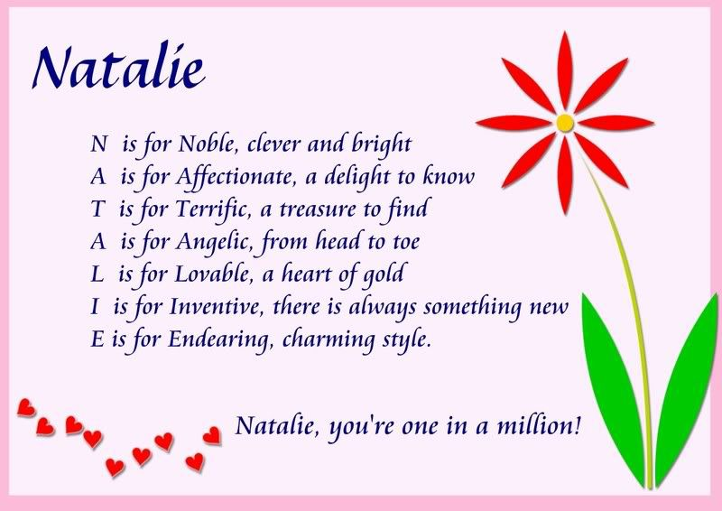 Acrostic Name Poem For David and Shawna   I love you s ...   Acrostic Poems With The Name Terri