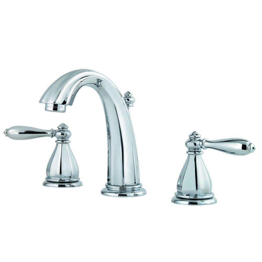 Price Pfister Portola 8 inch Widespread 2-Handle Bathroom Faucet in ...