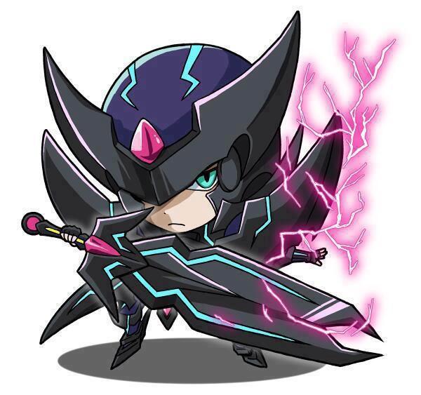 Chibi Blaster Dark | Manga/Anime | Pinterest | Chibi ...