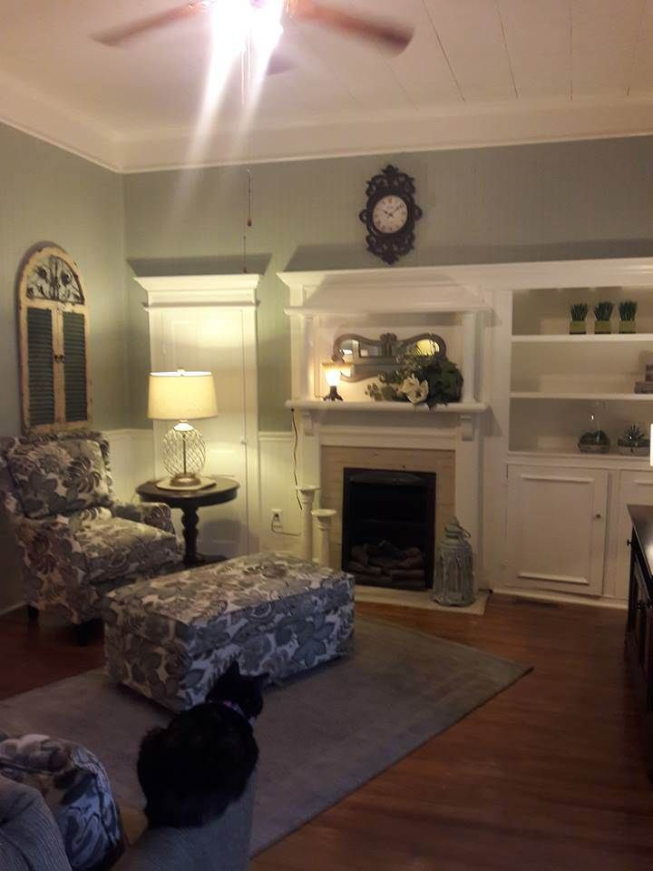 Wood Paneled Smoky Room: See This Dim Wood-paneled Room Completely Transformed With